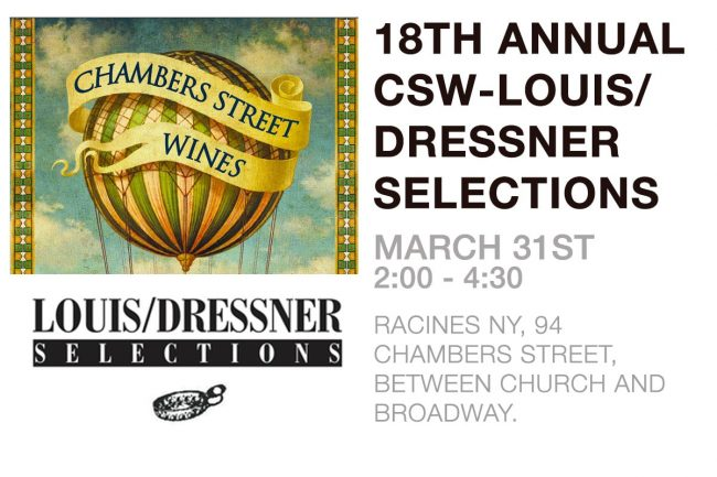 18th Annual CSW-Louis/Dressner Selections