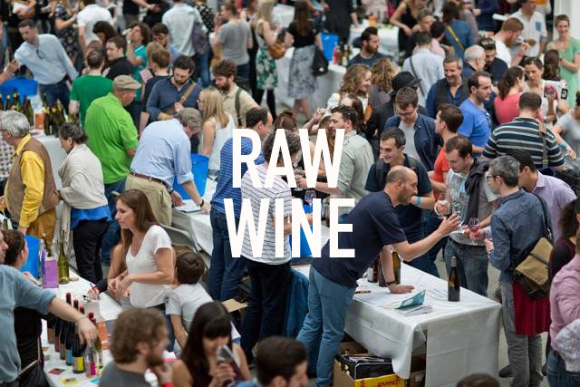 RAWFAIR: The Artisan Wine Fair - London, 17 & 18 May 2015