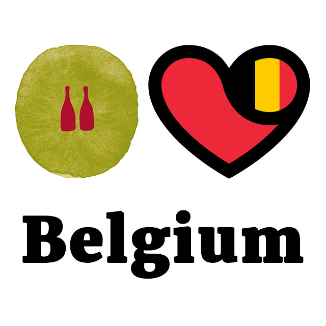 Raisin loves Belgium!