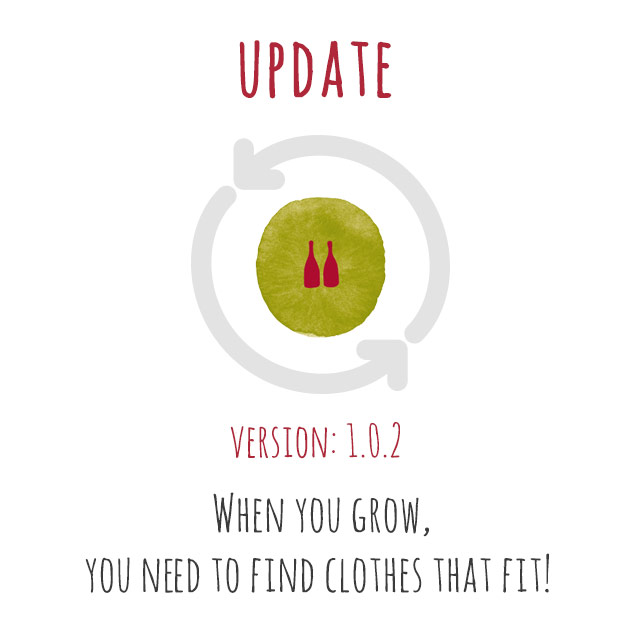Check-it out: App Update + New Locations!