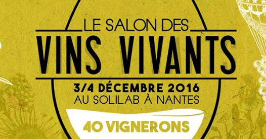 Le Salon des Vins Vivants 2016