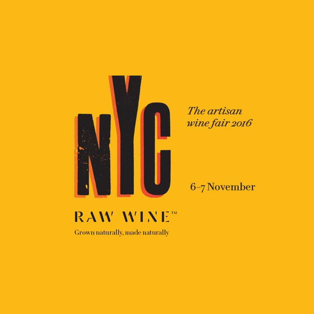 Raw Wine NYC - November 6th and 7th