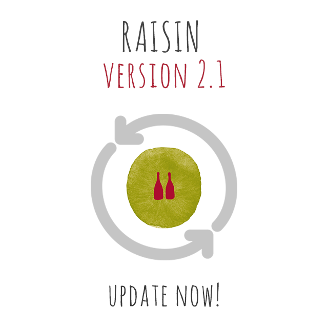Please, update for Raisin iOS 2.1