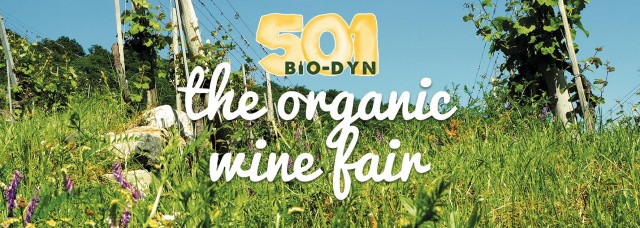 501 Bio-Dyn The organic wine fair​  - 7 mai - Munich - Allemagne