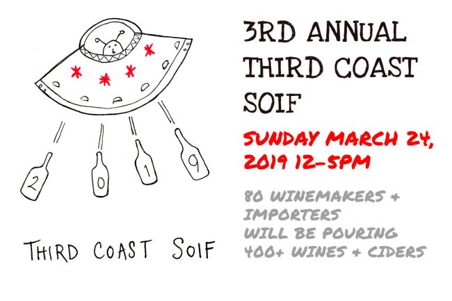 3rd Annual Third Coast Soif - March 24