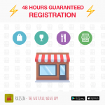 WINESHOPS, BARS, RESTAURANTS: REGISTRATION IN 48 HOURS GUARANTEED