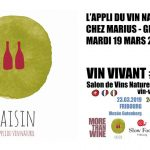 VIN VIVANT RAISIN