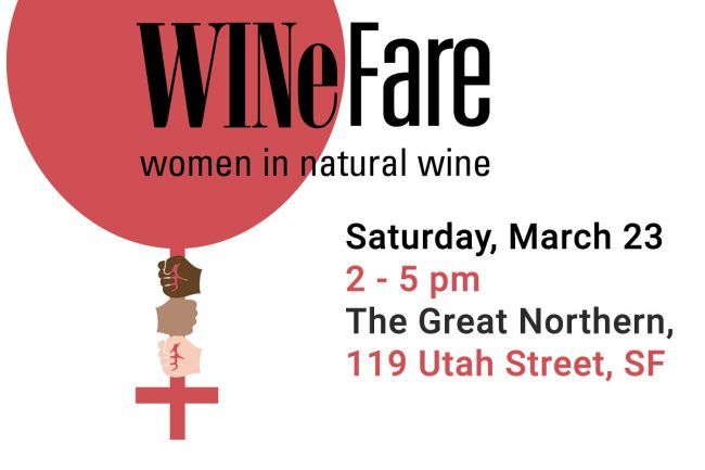 WINeFare: Women In Natural Wine