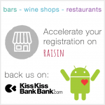 Submission overload: 480 establishments awaiting moderation on Raisin!
