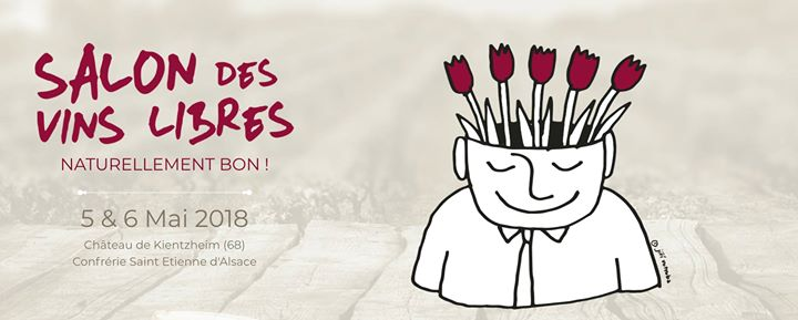 Salon des vins libres 2018 raisin for Calendrier salon des vins