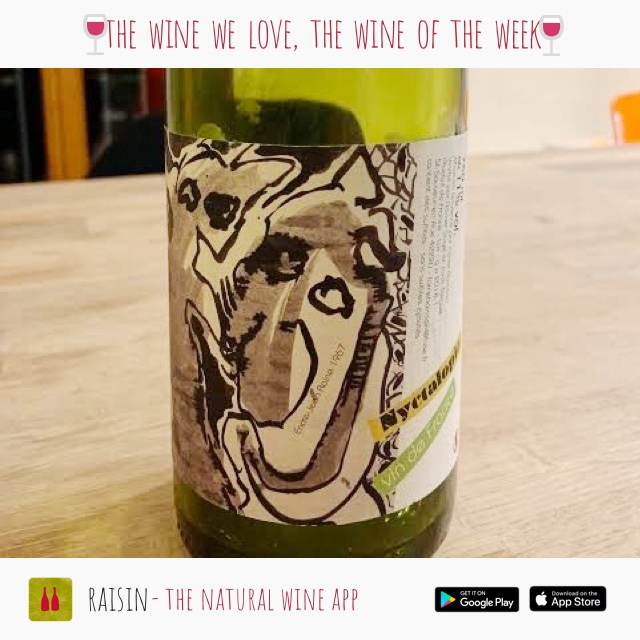 Cedric's wine of the week