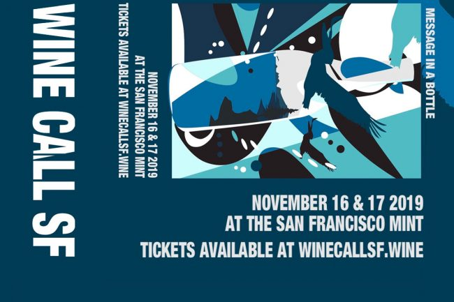 Wine Call SF - Nov 16th & 17​th